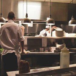 Anadolu Yakası Garson, Aşçı Yardımcısı